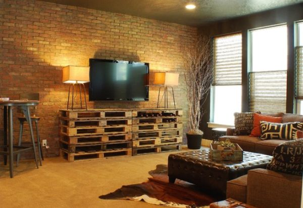 Creative TV Stand Ideas