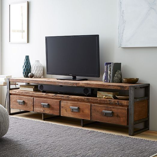 Hall TV Unit with Latest TV Console Design