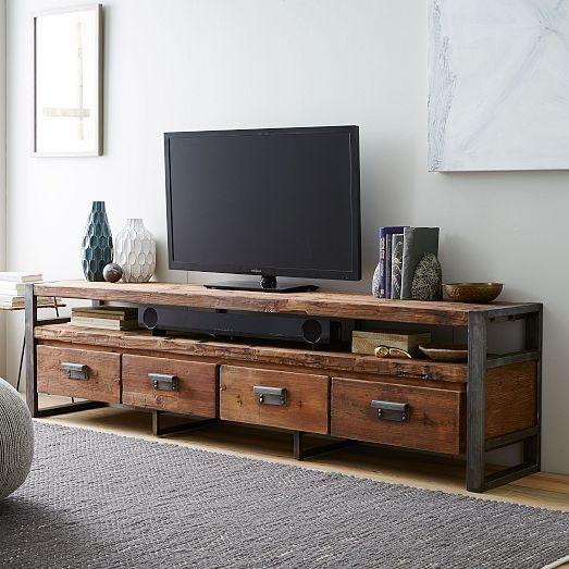 Hall TV Unit with Latest TV Console Design