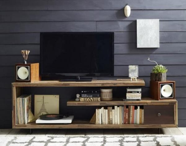Modern Tv Stand Designs : Mid century modern tv stand ideas simple yet outstanding
