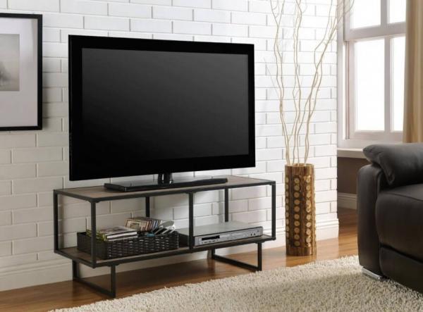 TV Console Media Stand Ideas