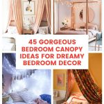 Gorgeous Bedroom Canopy Ideas for Dreamy Bedroom Decor