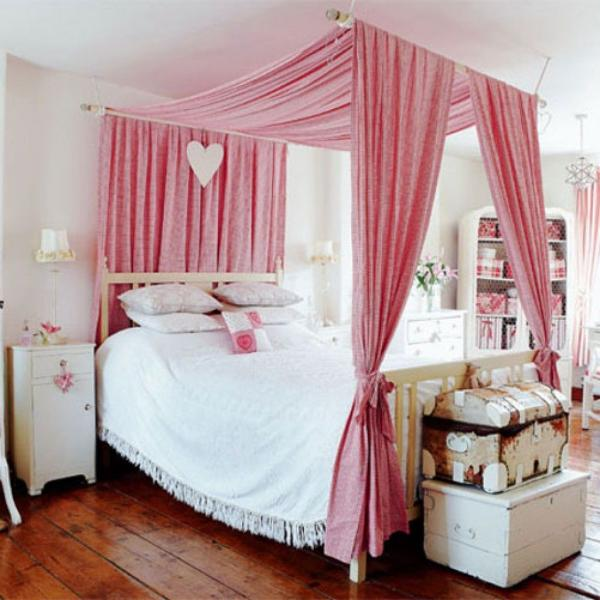 bedroom canopy fabric