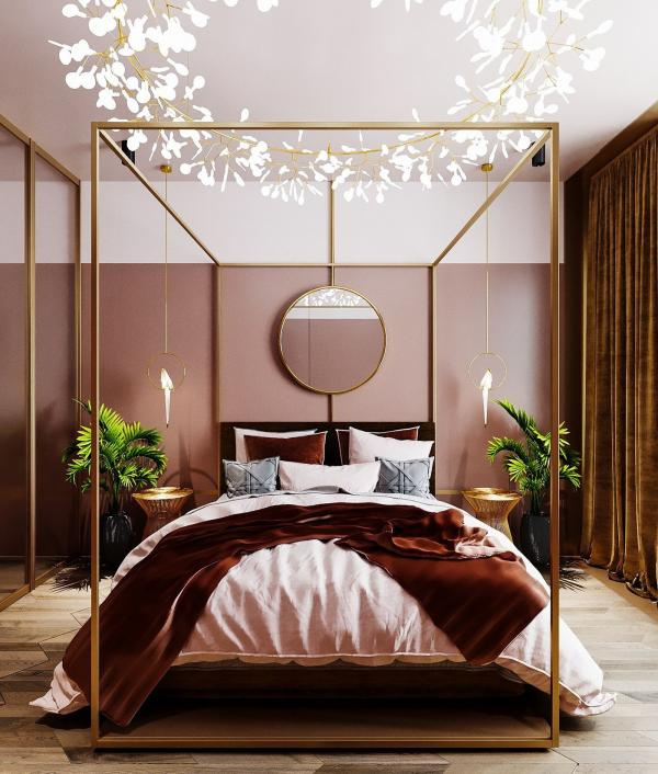 canopy bedroom designs
