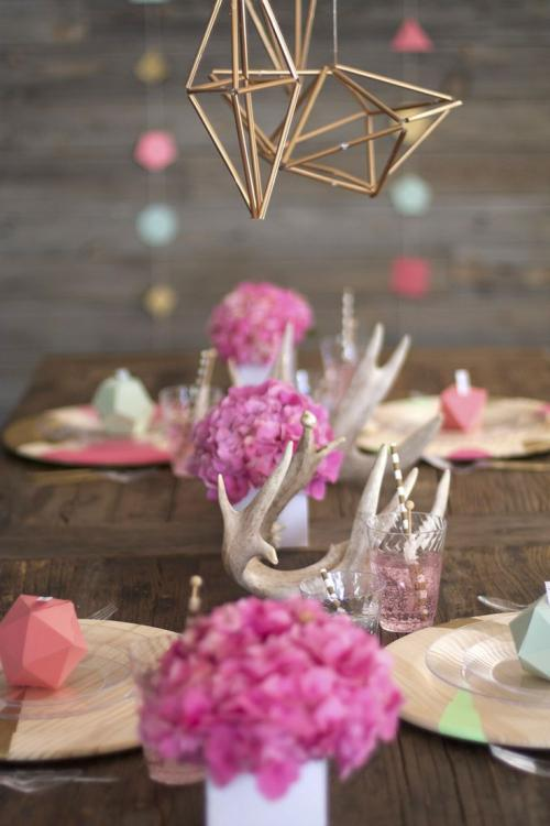 cool baby shower centerpieces