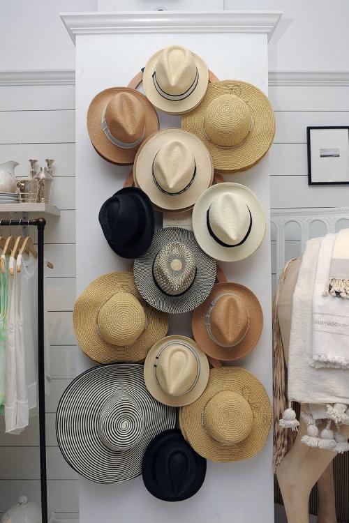 cute hat rack