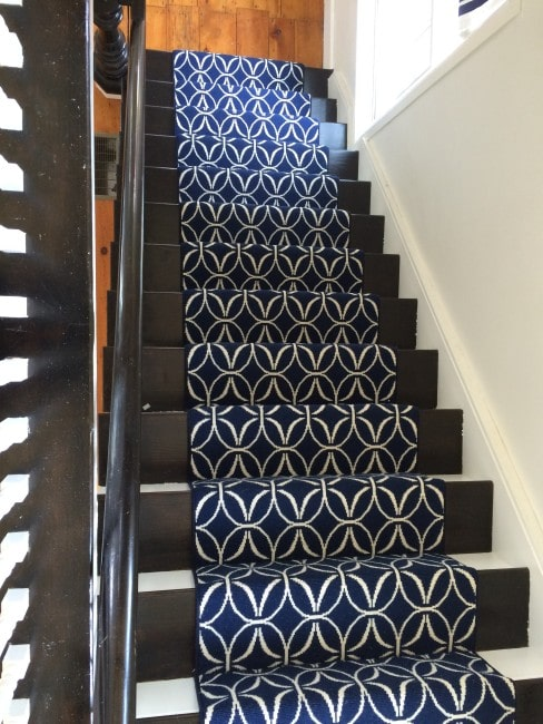 decorative carpet stair runners