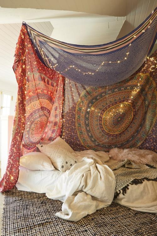 diy bedroom canopy