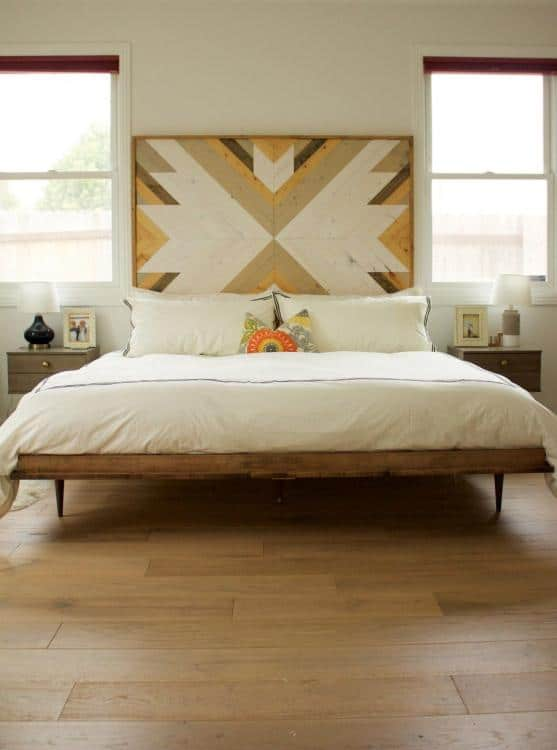 diy modern headboard ideas