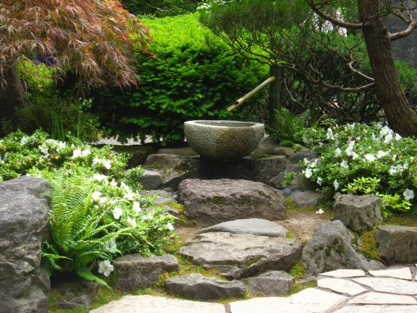 diy outdoor fountain ideas