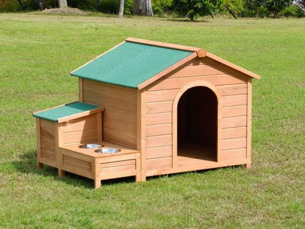 dog house and kennel