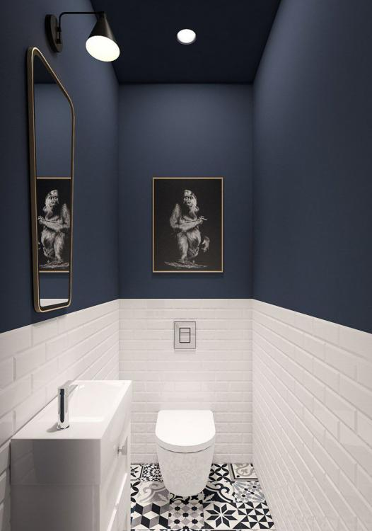 50 Bathroom Downstairs And Cloakroom Ideas For Small Spaces