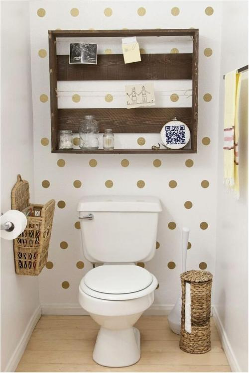 downstairs cloakroom decorating ideas