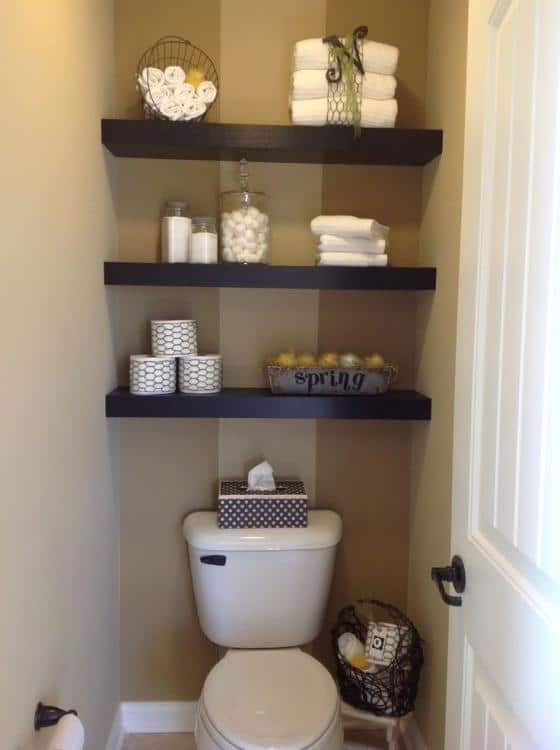 downstairs loo decorating ideas