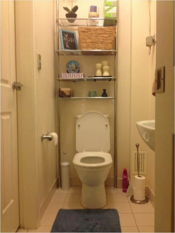 downstairs toilet designs