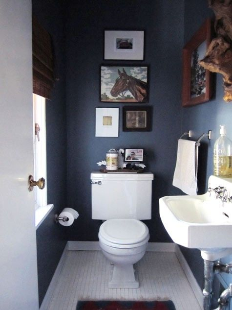 downstairs toilet storage ideas