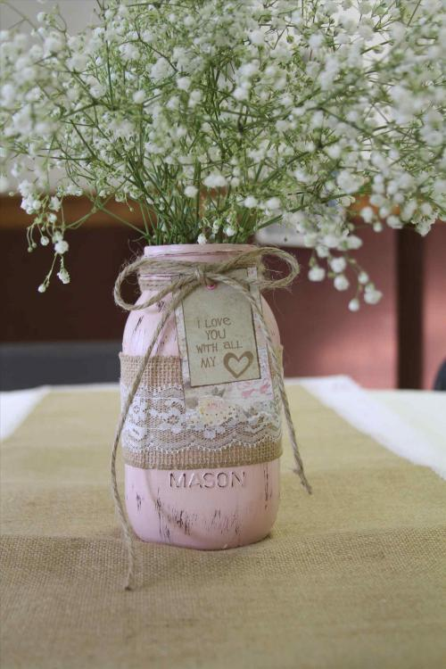 easy diy baby shower centerpieces