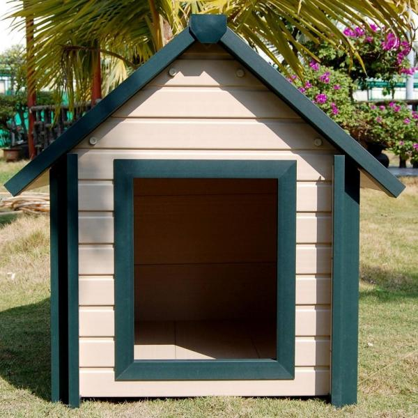 eco dog house