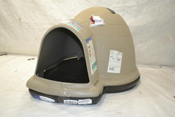 indoor dog igloo house