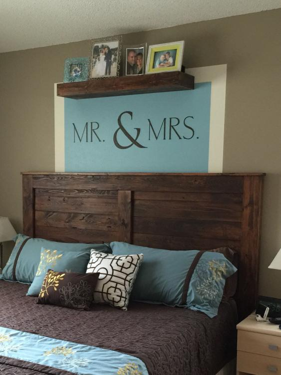 king size headboard ideas