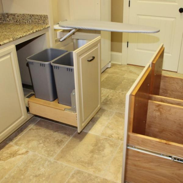 laundry room storage bins
