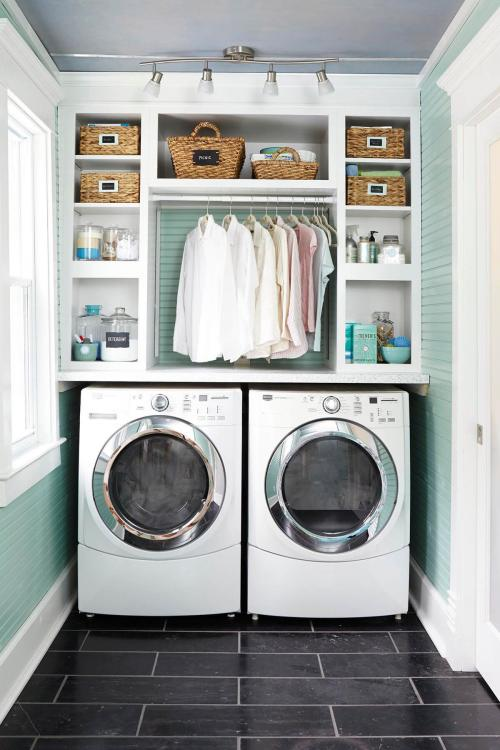 laundry room storage drawers