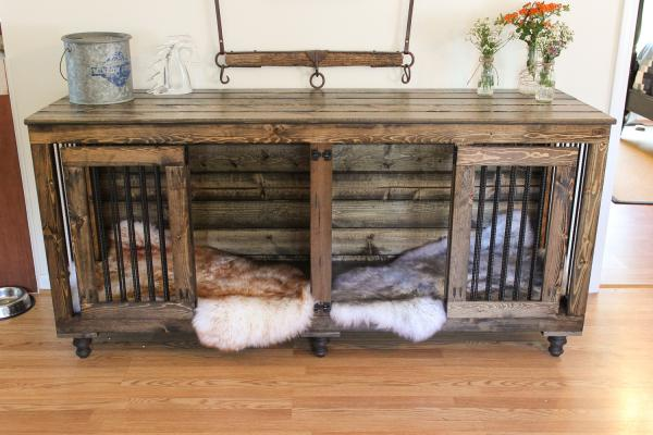 medium indoor dog house