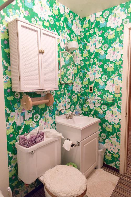 paint color for downstairs toilet