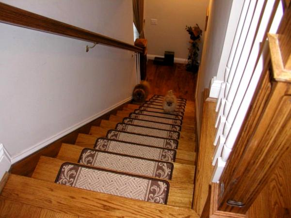 sisal stair carpet
