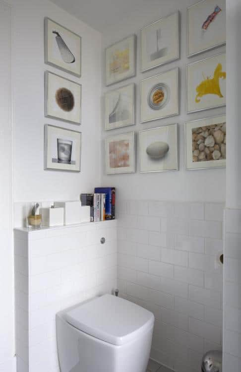 small downstairs toilet design ideas
