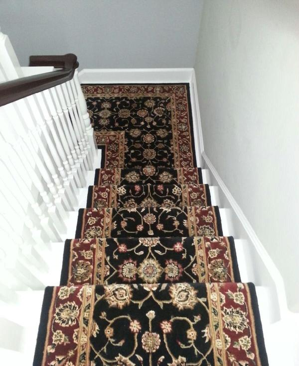 stair carpet roll runner