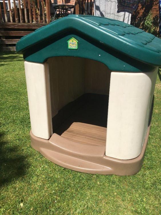 tuff n rugged dog house
