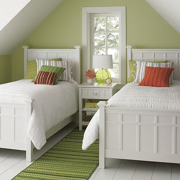twin bed headboard ideas