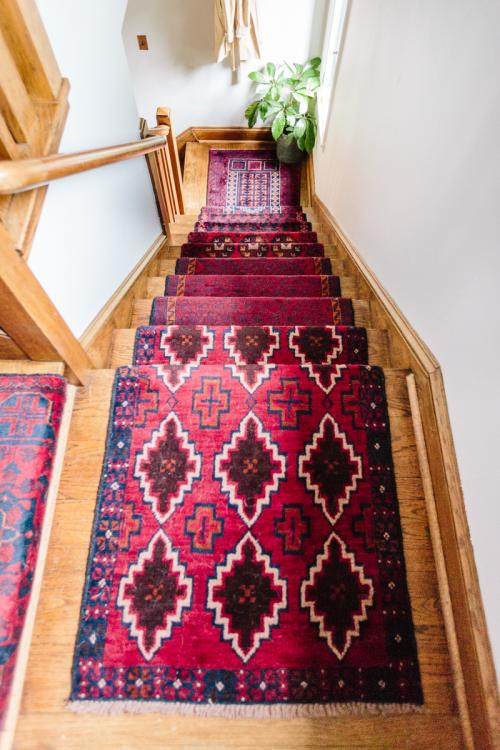 victorian stair runner carpet