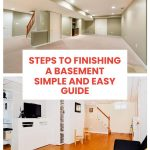Steps to Finishing a Basement Simple and Easy Guide
