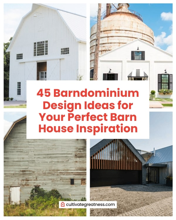 Barndominium Design Ideas