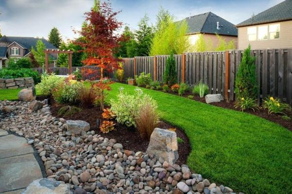 drought resistant landscaping ideas rock garden