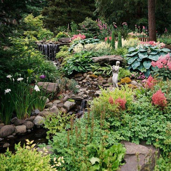 landscaping ideas for a small hillside