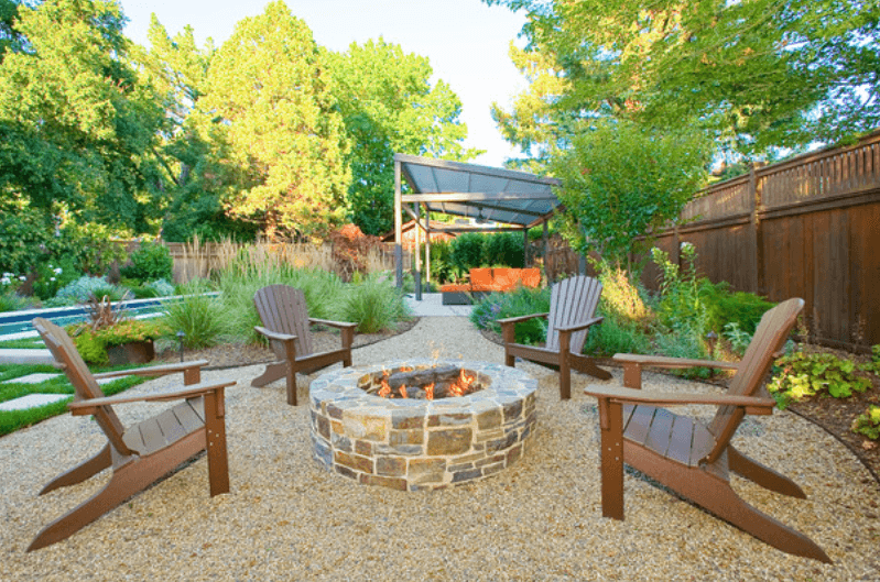 landscaping ideas for drought conditions
