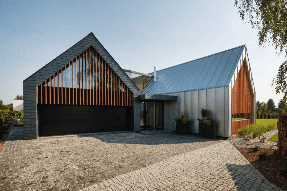 modern barndominium design plan