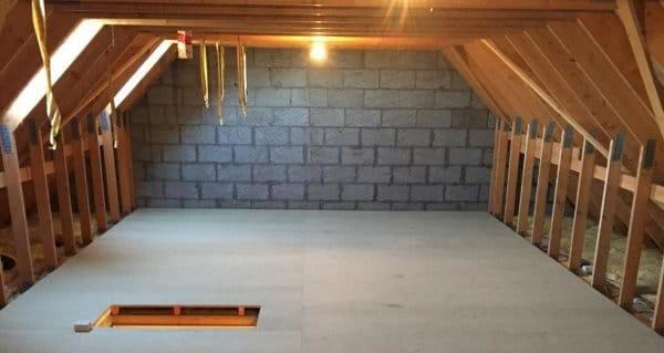 plans for garage storage loft