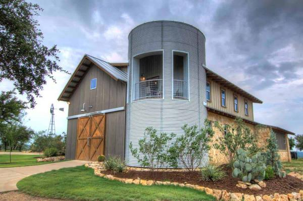 silo house barn design
