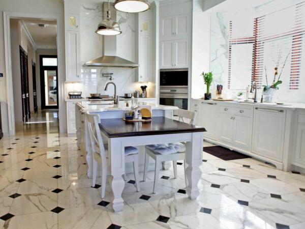 Simple Kitchen Tile Floor Ideas