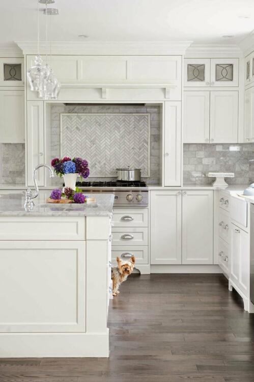 easy kitchen floor design ideas