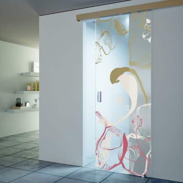 glass door design ideas