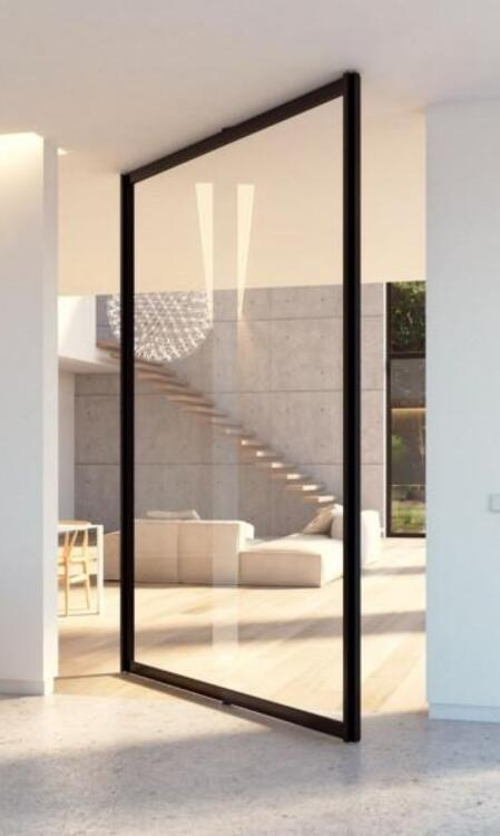 pivot dooor design ideas