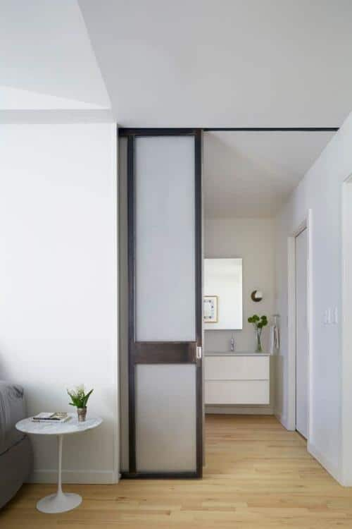 pocket door ideas