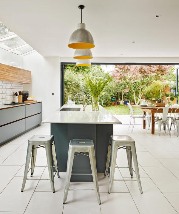 porcelain kitchen flooring ideas