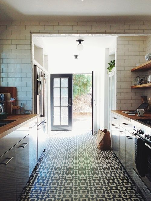 small kitchen floor plan ideas