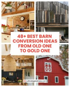 Barn Conversion Ideas from Old to Gold with Barn Ideas